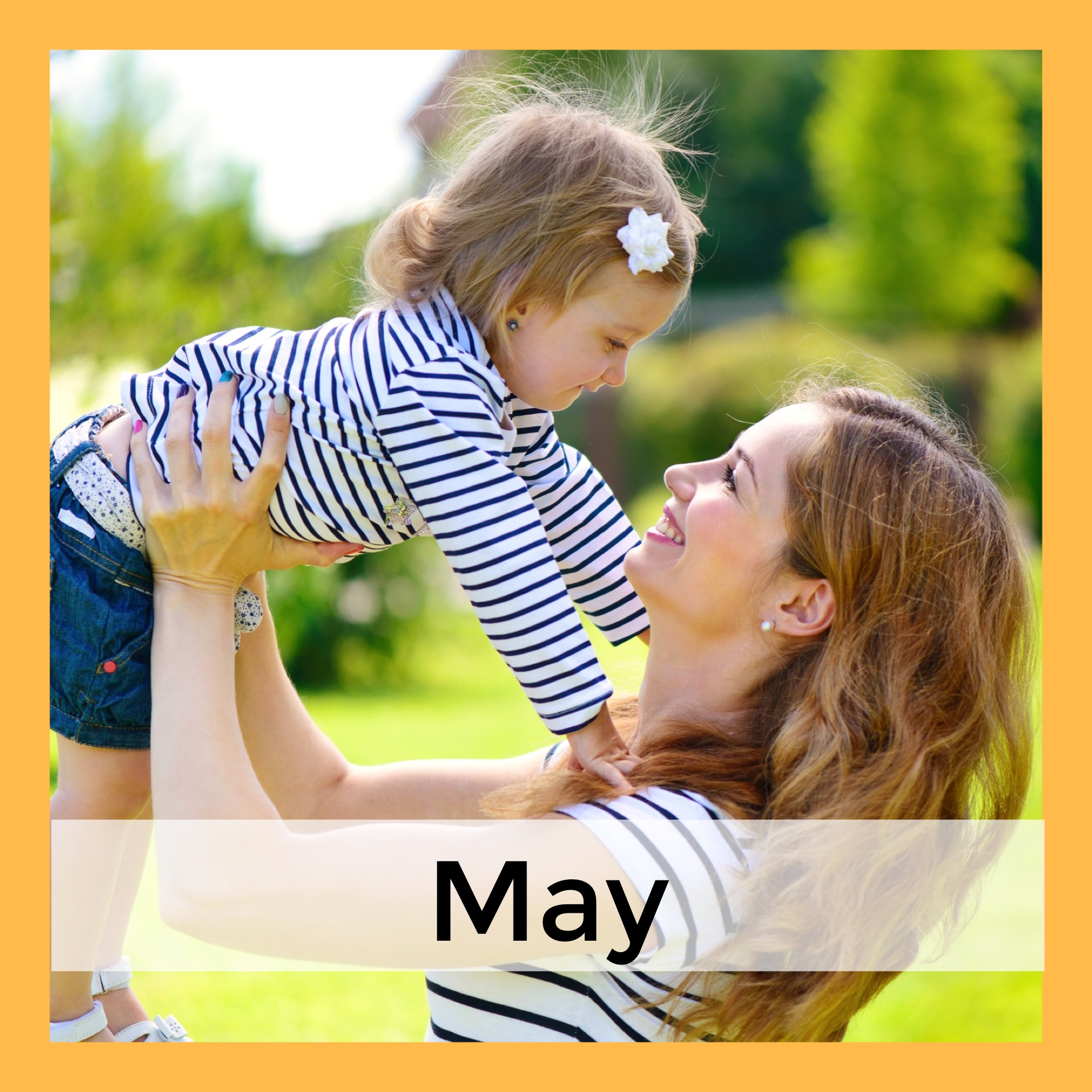 May Language Activities