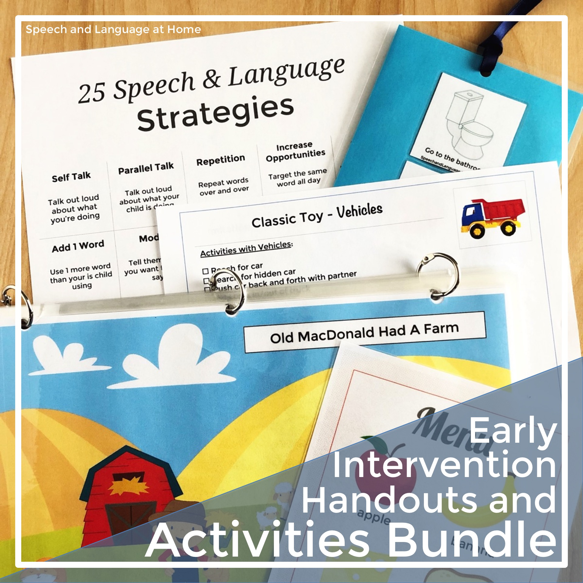picture relating to Free Printable Speech Therapy Materials named Speech and Language at Dwelling