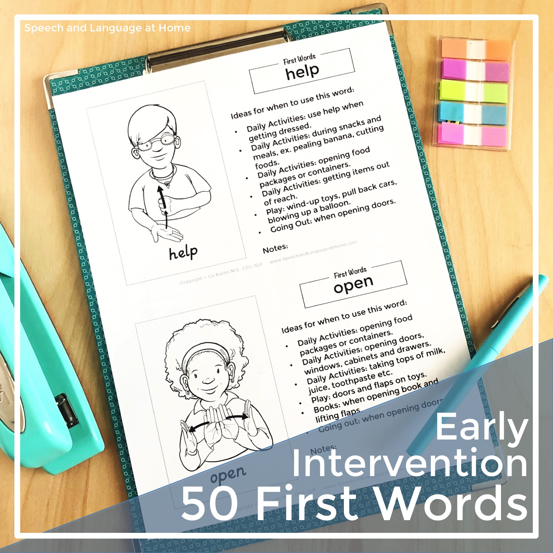 Early Intervention 50 First Words Speech therapy at home.jpg