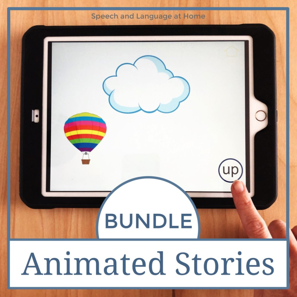 Animated Stories -