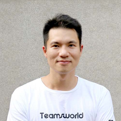 "VINCENT LIN - TEAM LEADER""Driven by innovation and long-term view, I proactively fulfill our company social commitment and pursue the growth for both the company and the team."""