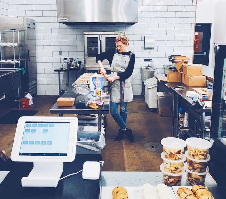 Crumb & Kettle is one of the new businesses open at Tyler Station.  Photo Credit: Crumb & Kettle
