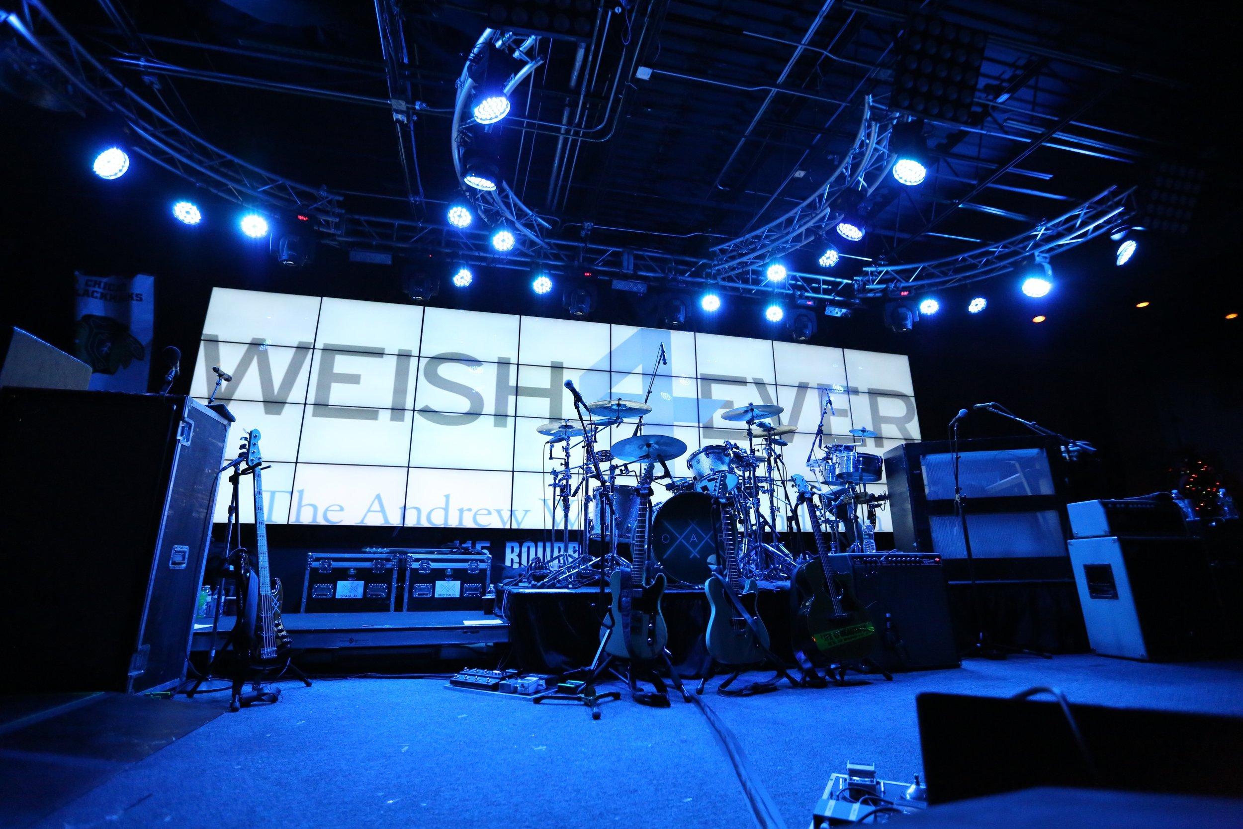 WeishFest 2016 Weish4Ever Banner