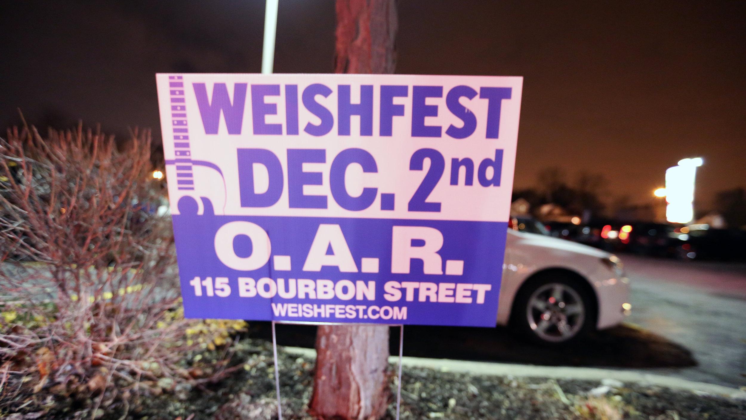 WeishFest 2016