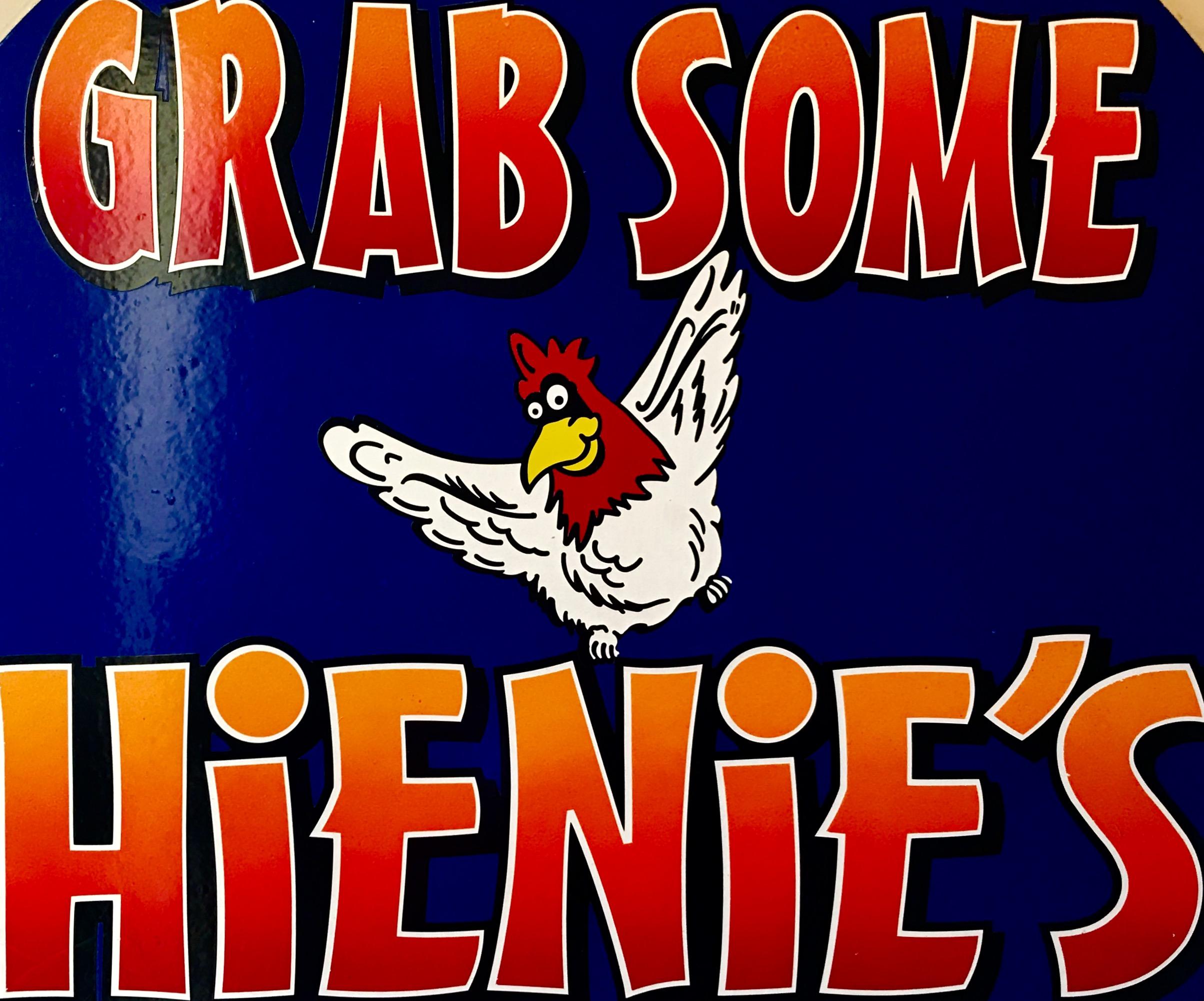 Grab Some Hienie's | Silver Sponsor WeishFest