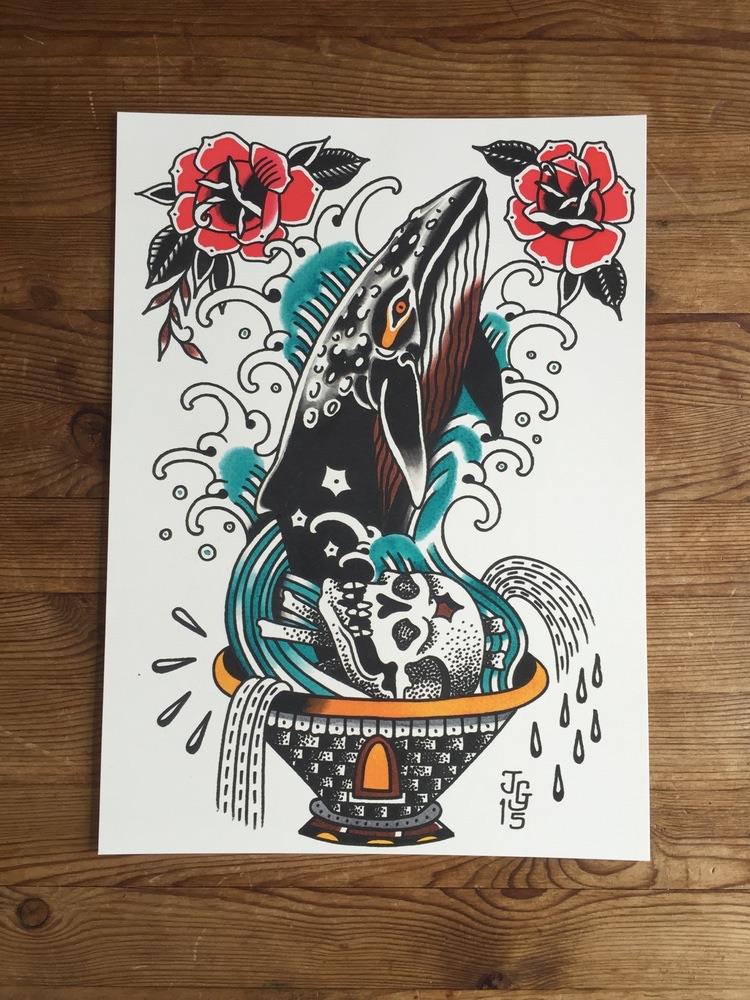 Print by Jamie Greaves