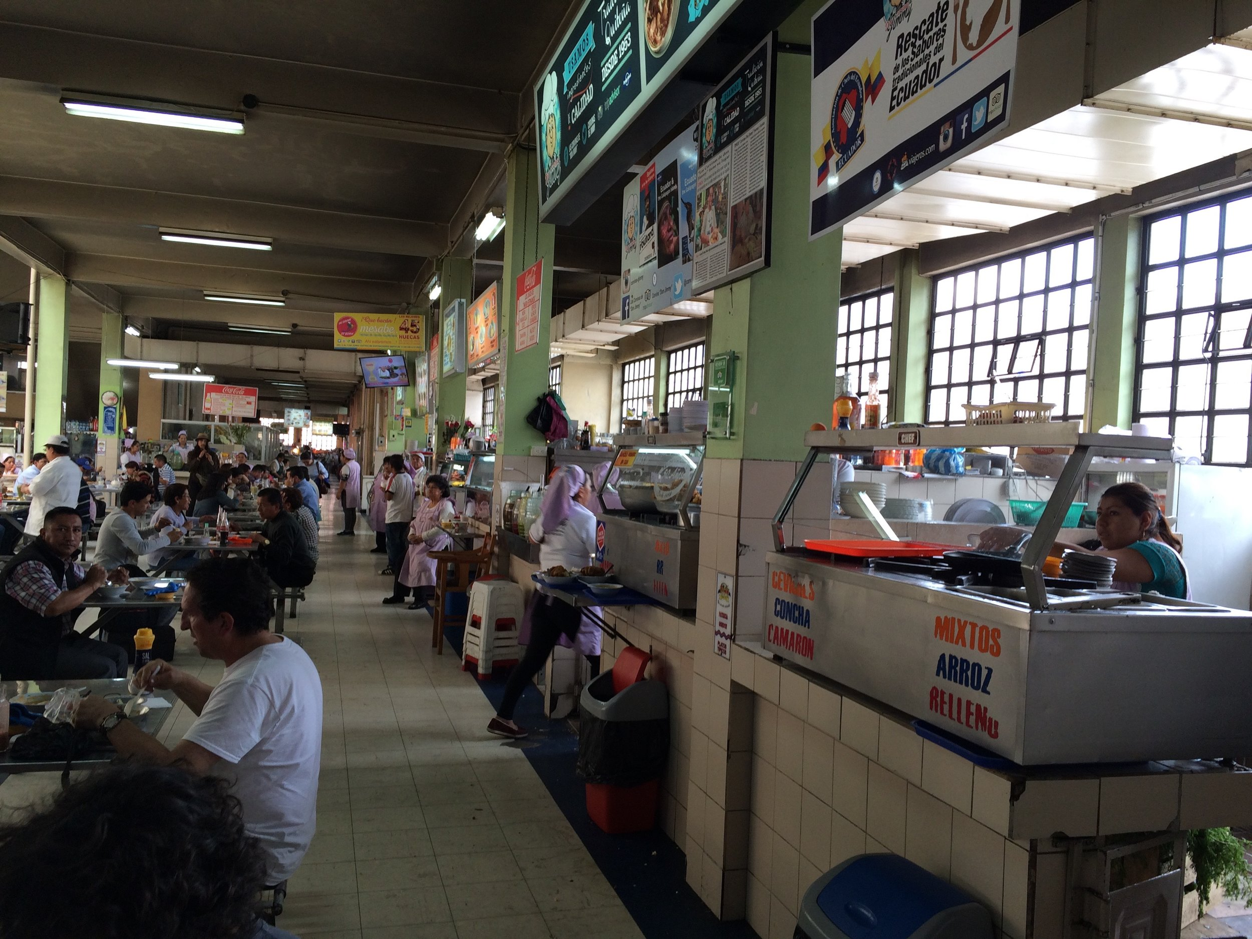 The local inside market