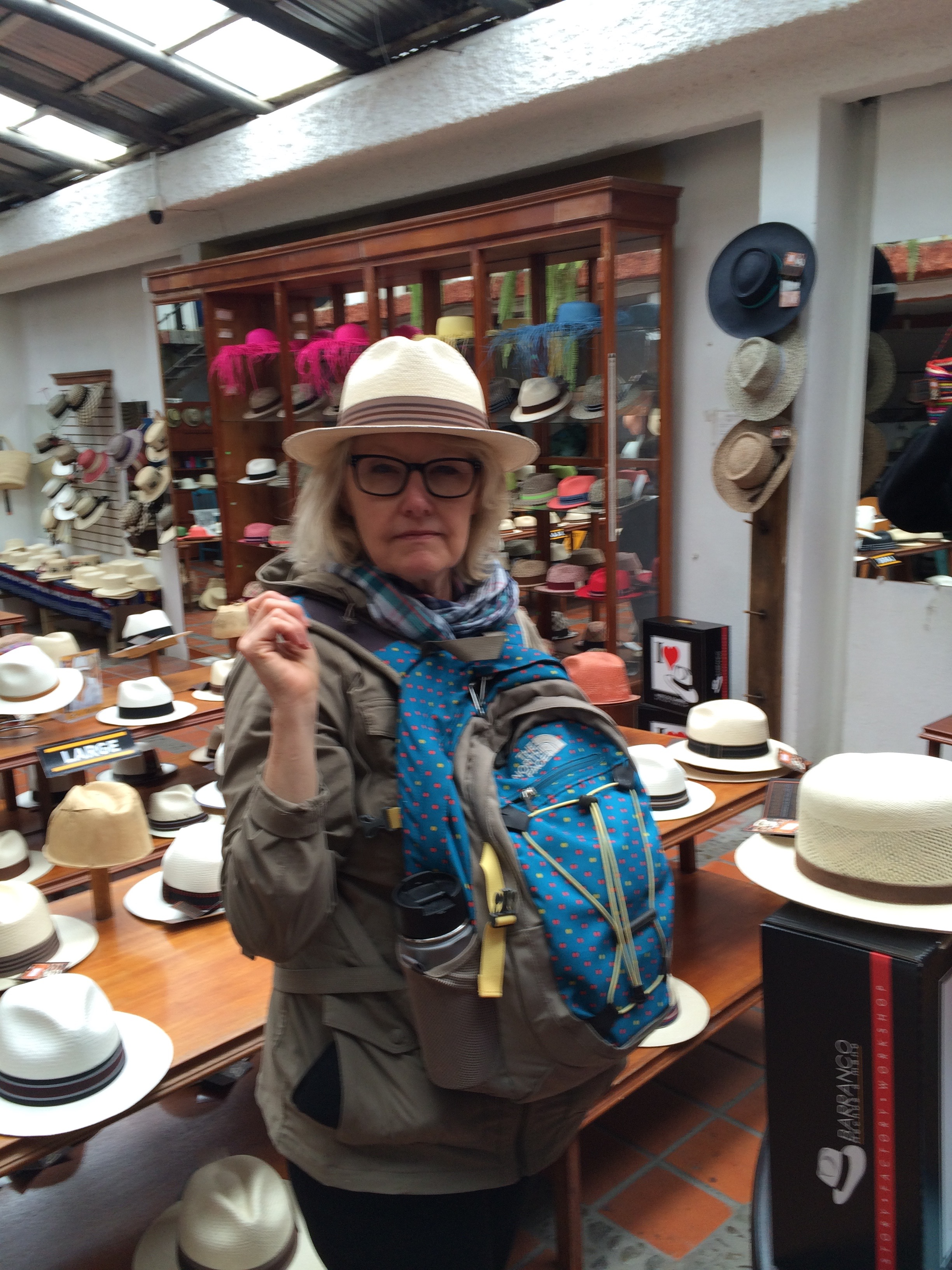 The Panama Hat Factory