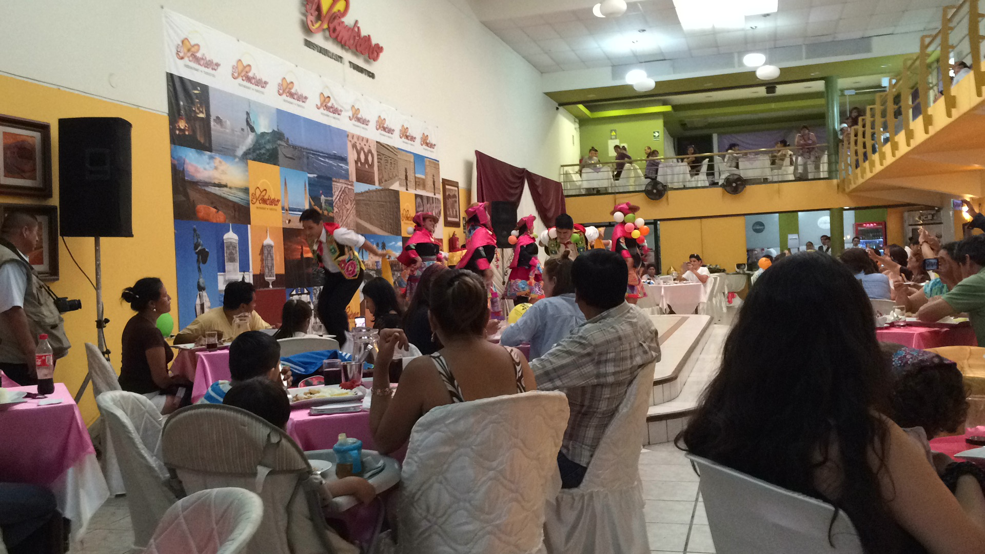 Our lunch show
