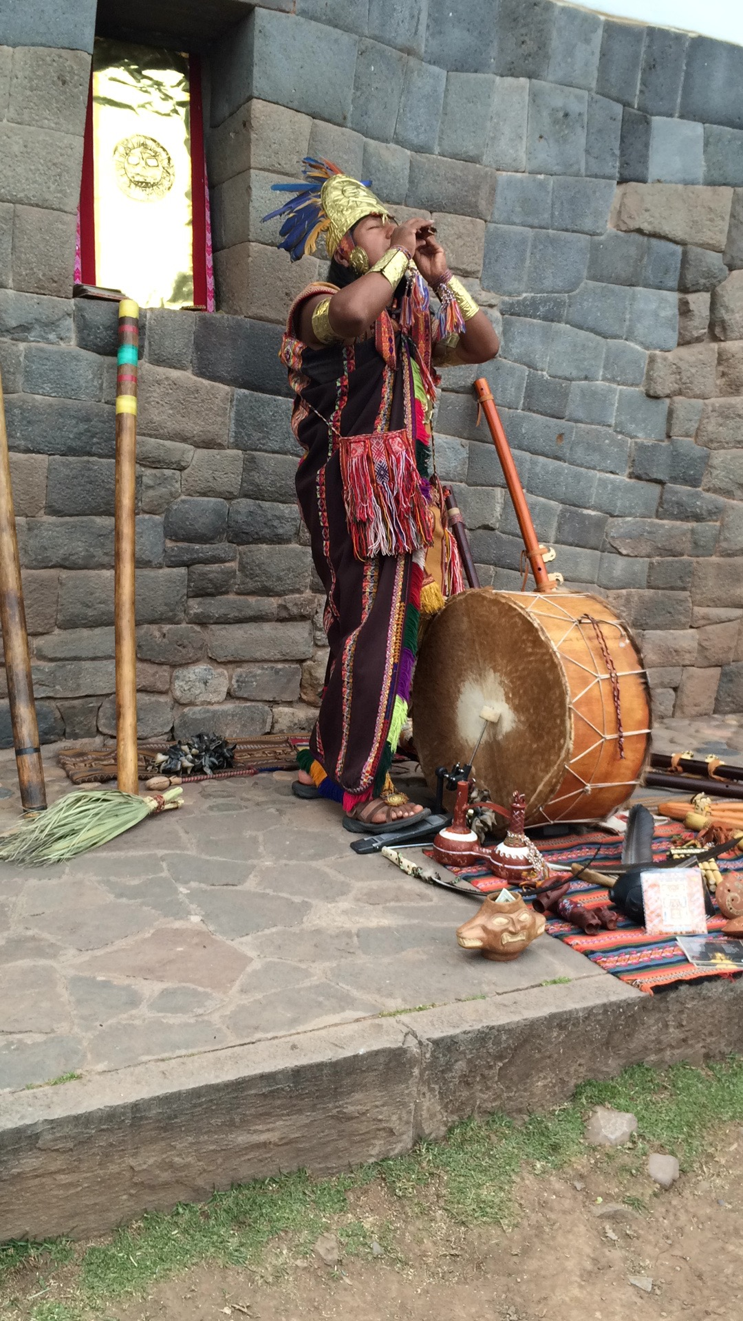 Traditional Inca