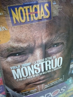 The morning paper in Chile