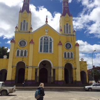 Castro town square church