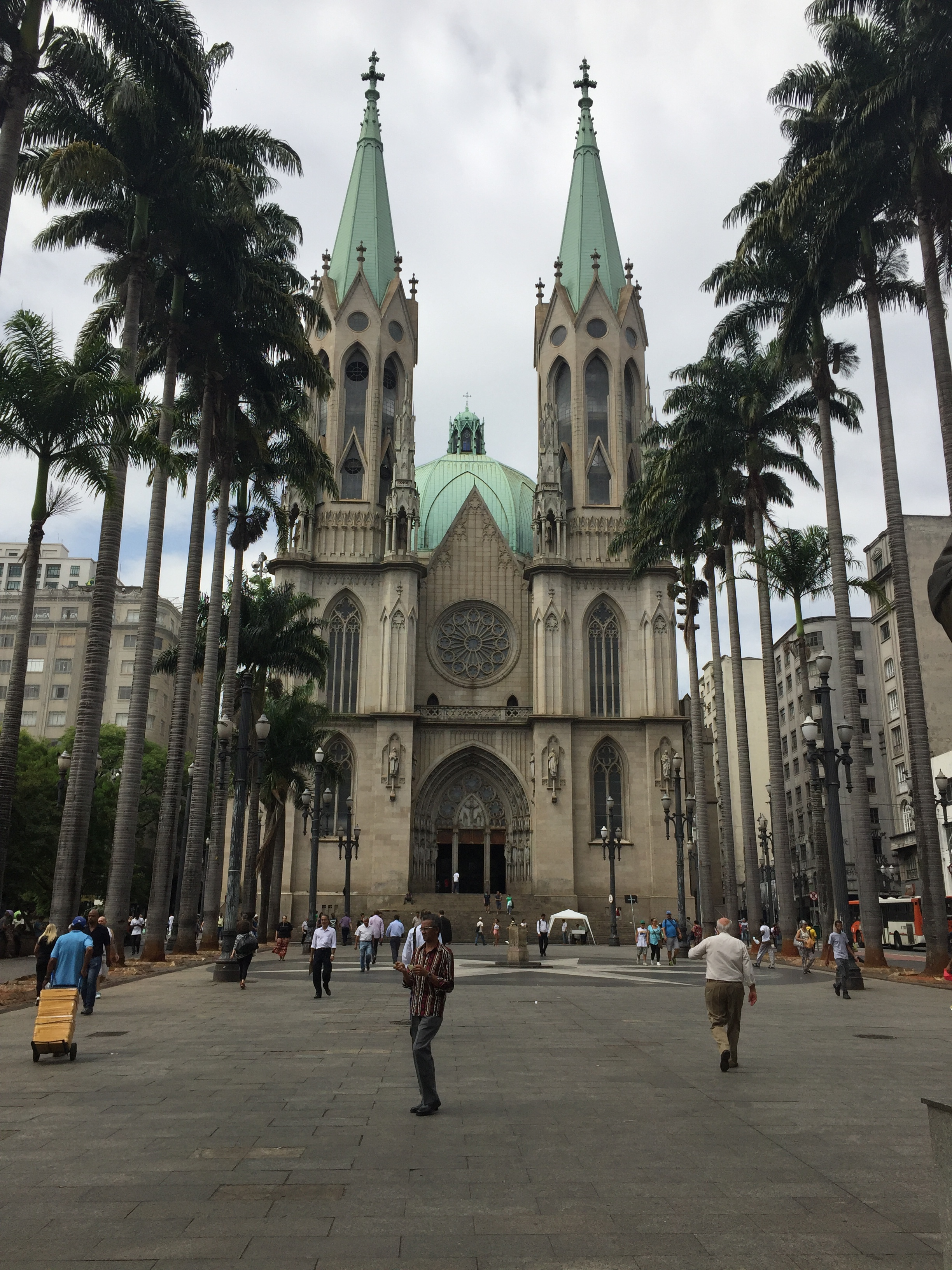 Downtown Cathedral