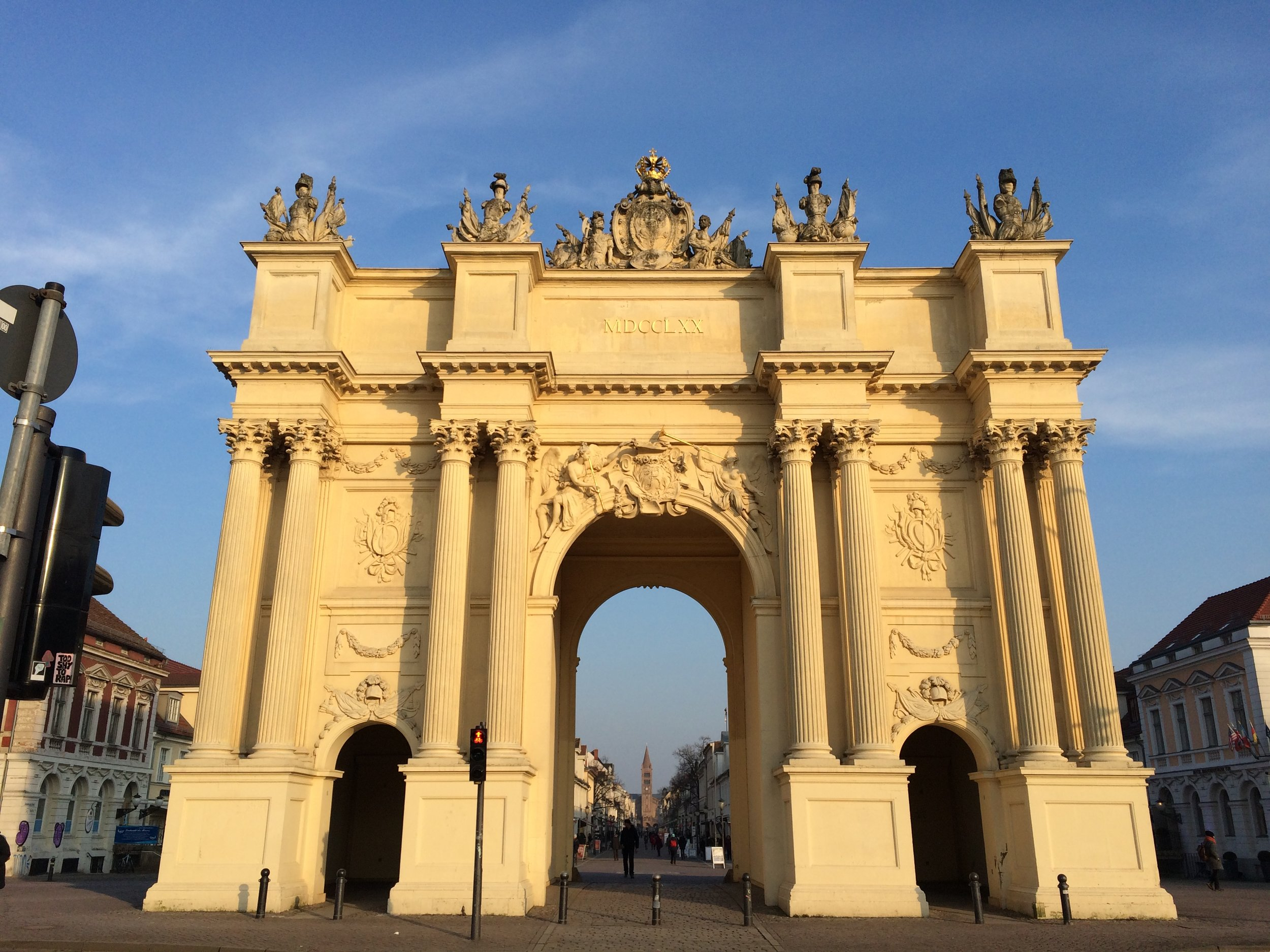 Potsdam gate
