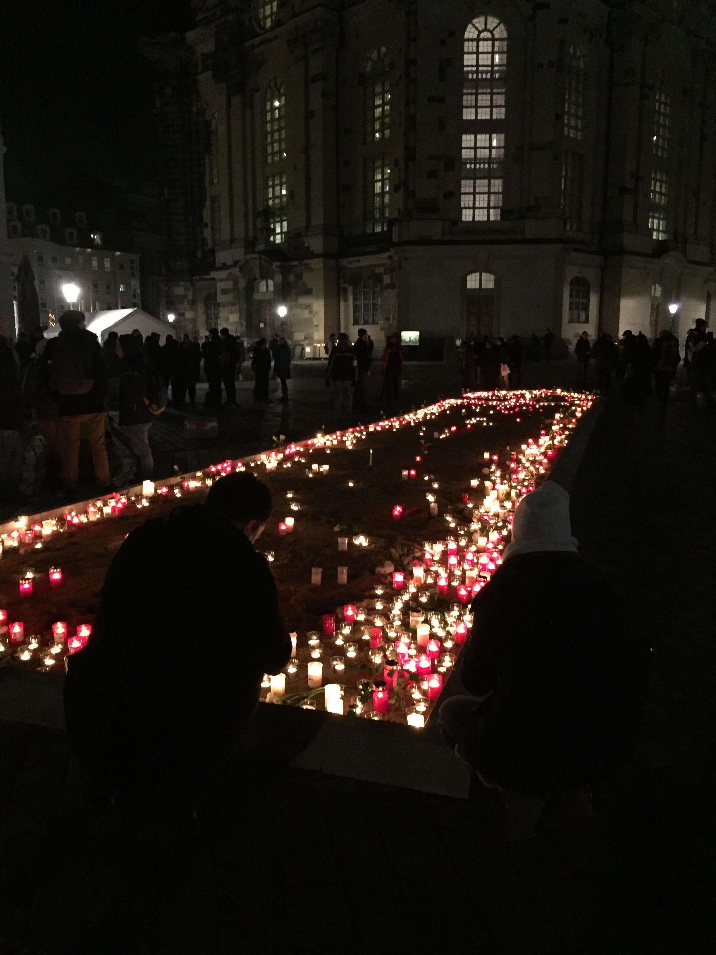 The Candle Vigil