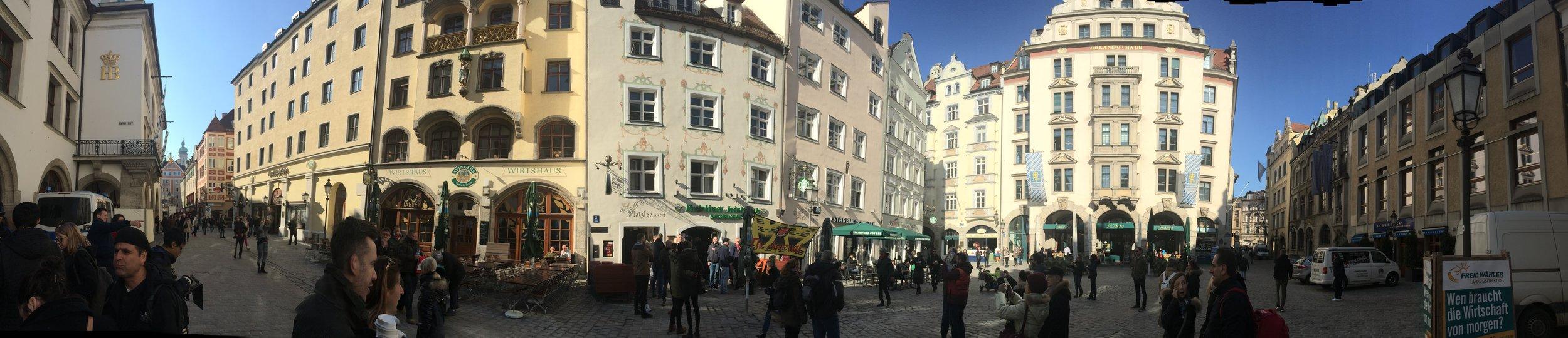 Main Square in Munich