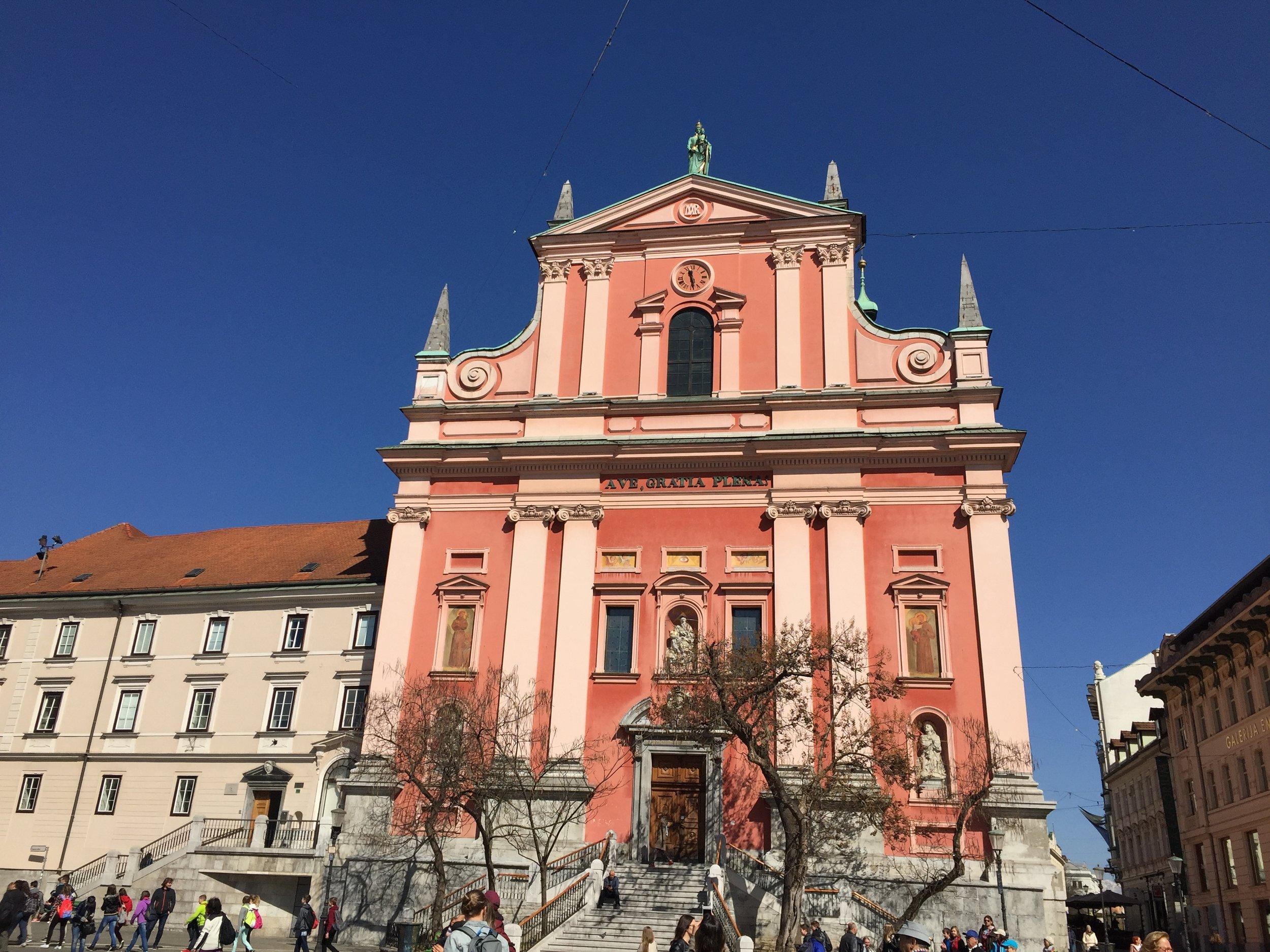 """Pink Church"""