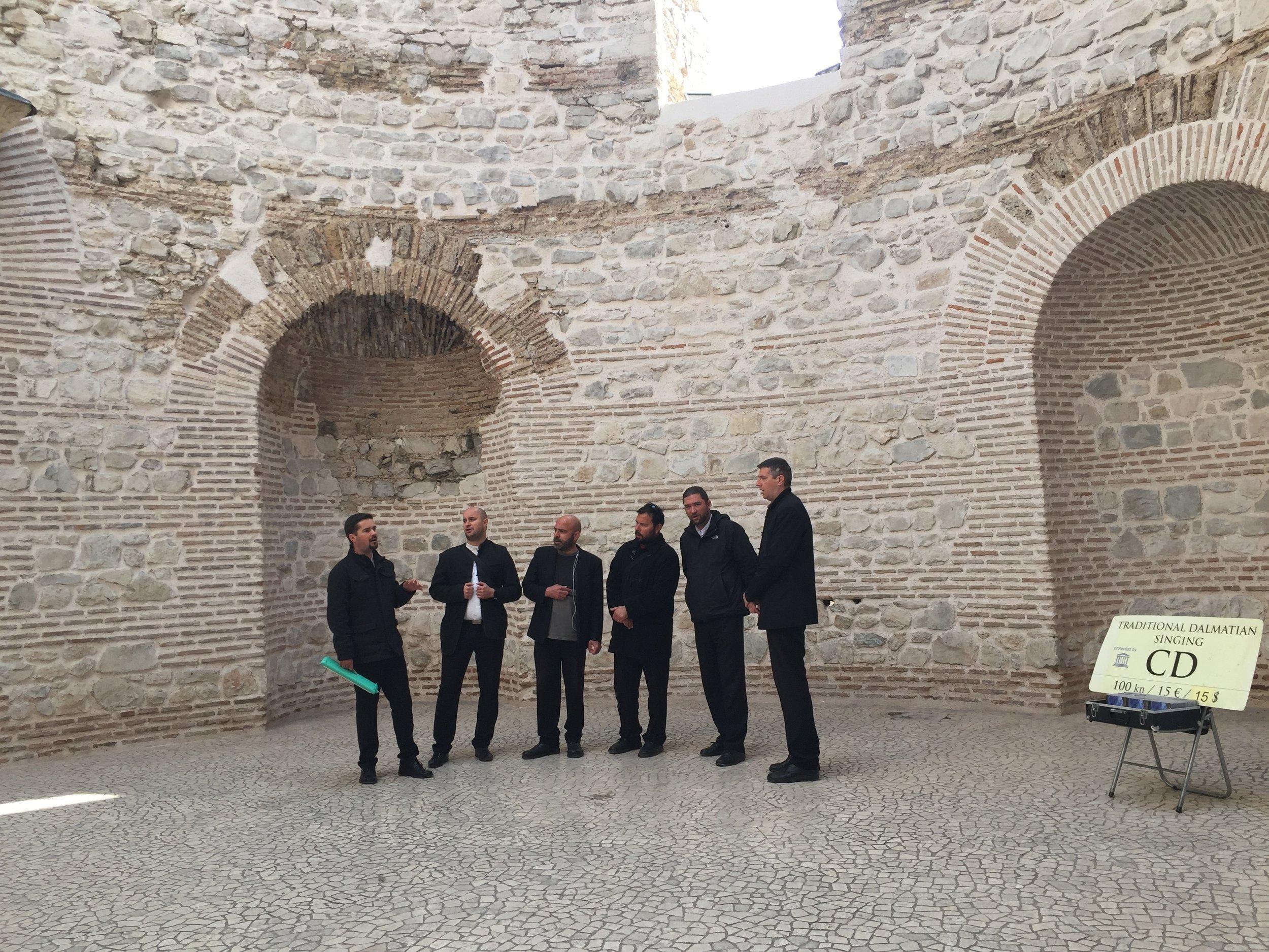 Croation Folk Singers