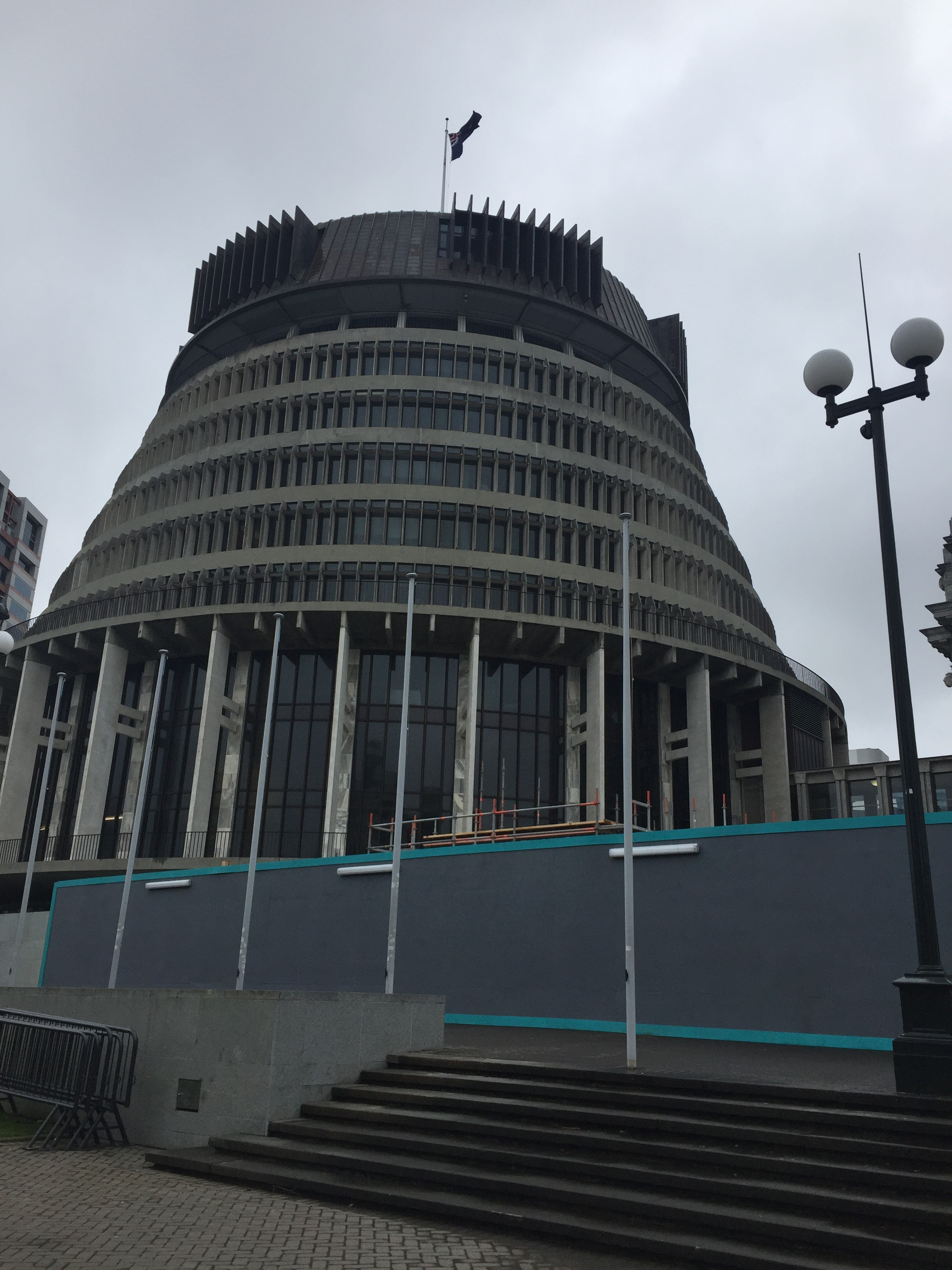 The beehive - Parliment
