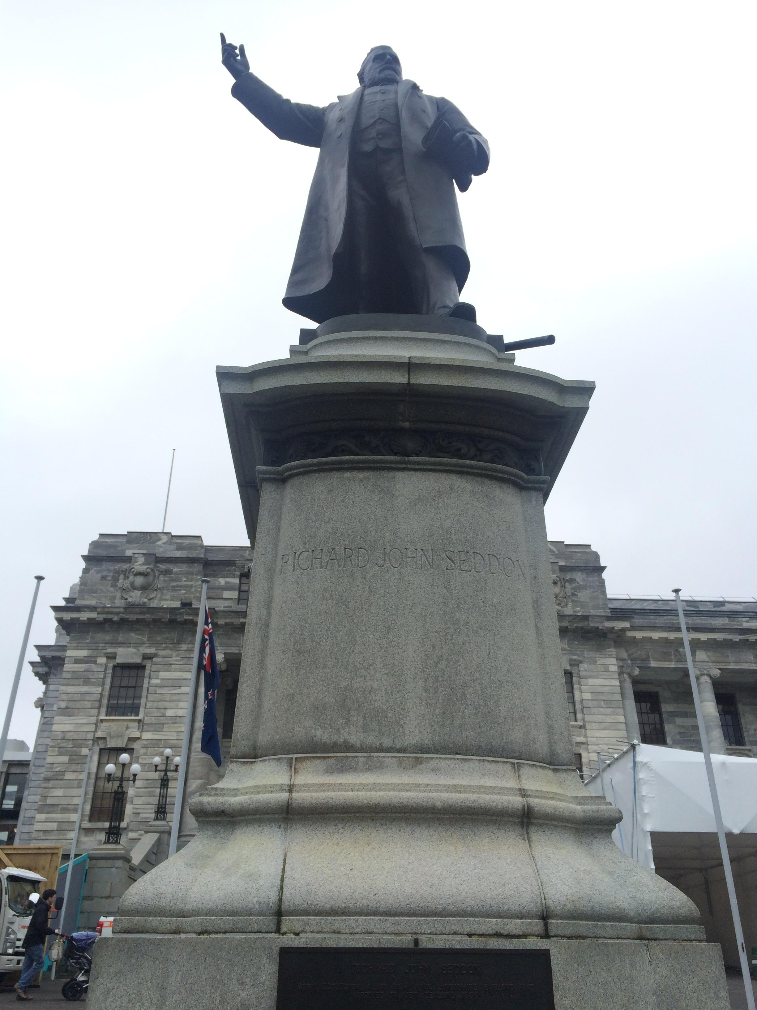 Richard Seddon- Gov. of NZ