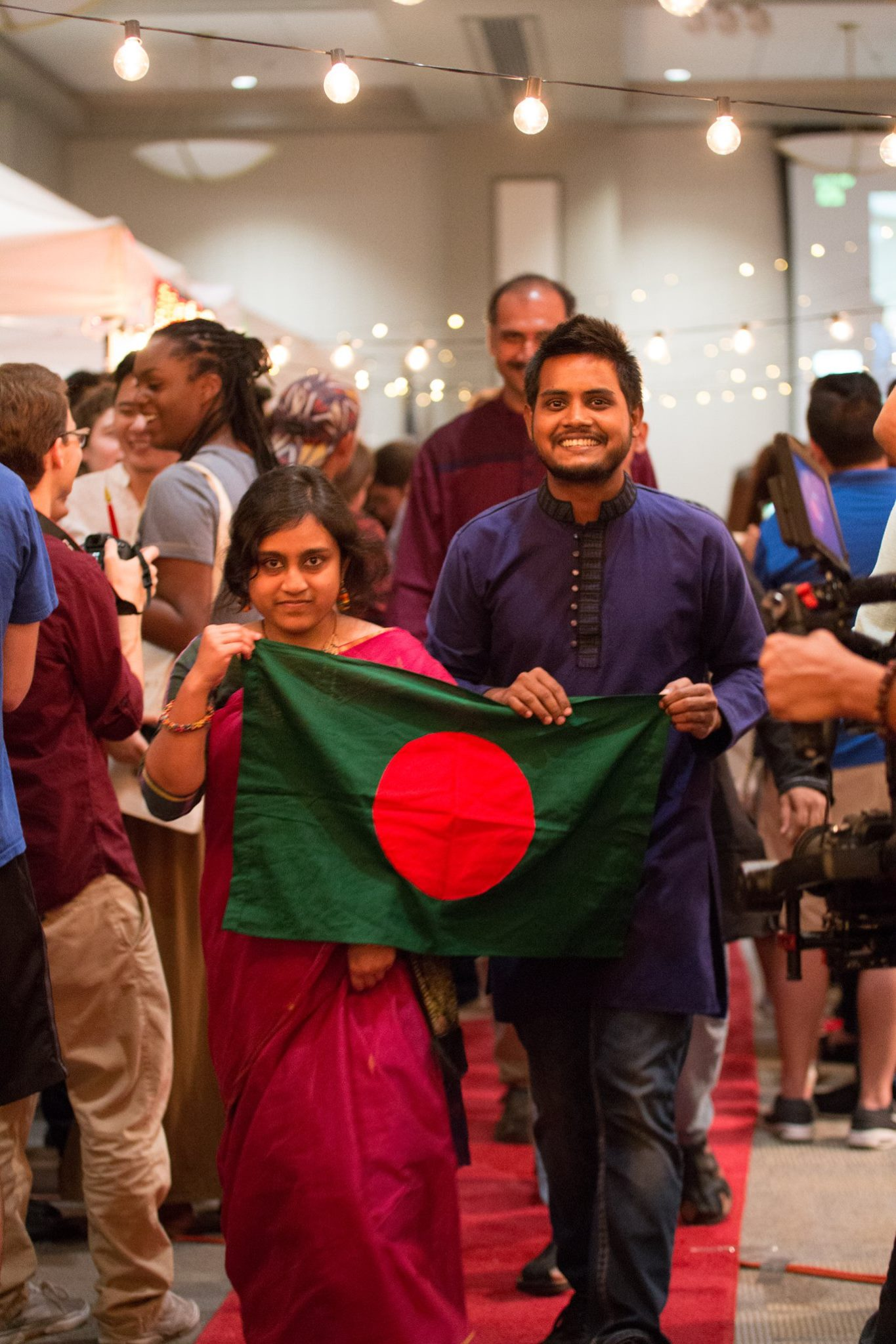 Bangladesh is a new addition to this year's bazaar!