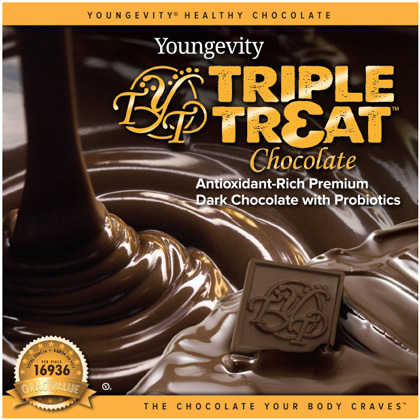 Healthy Chocolate - So you don't have to feel guilty