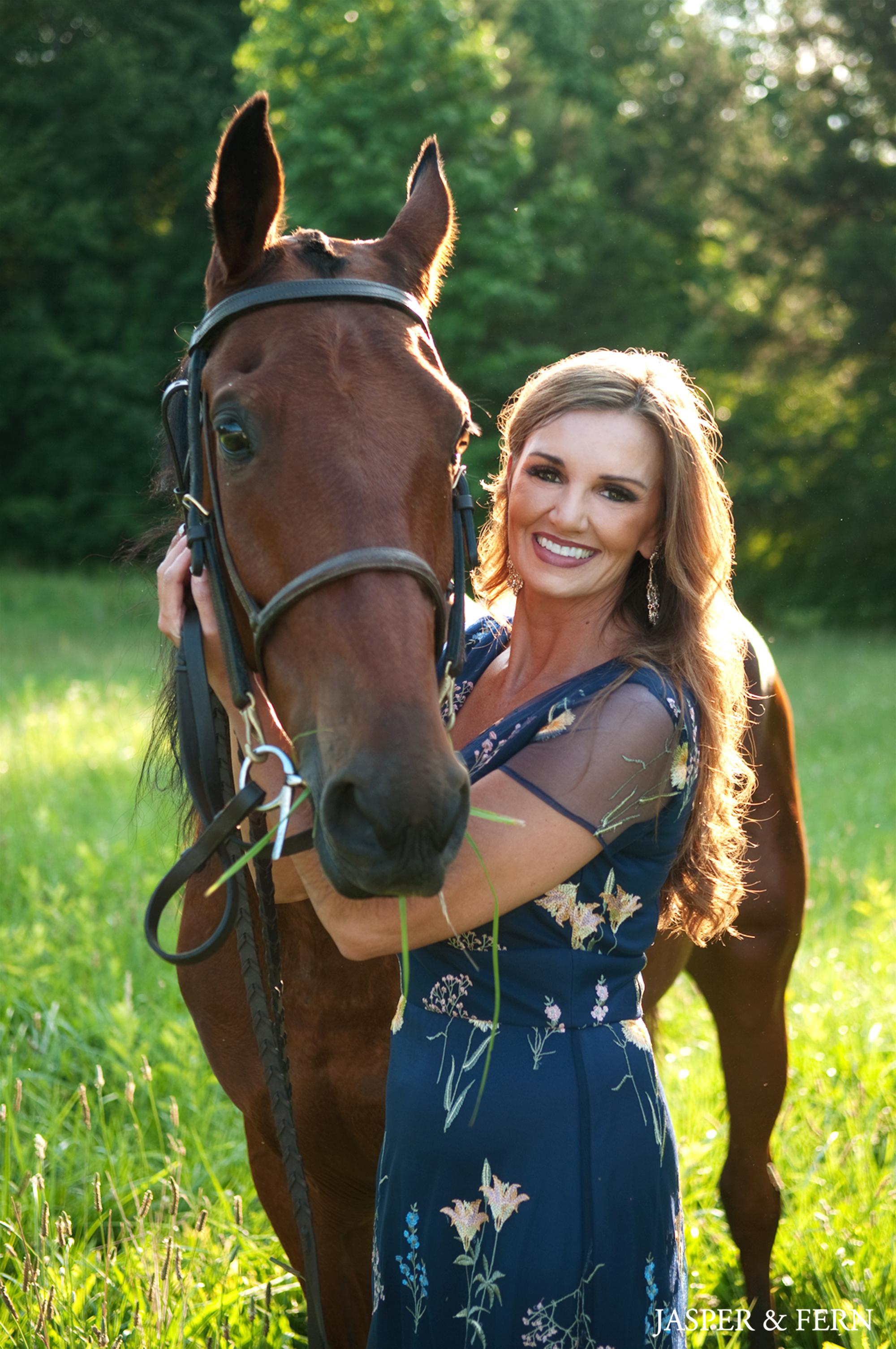 Horse Blog Jasper Fern