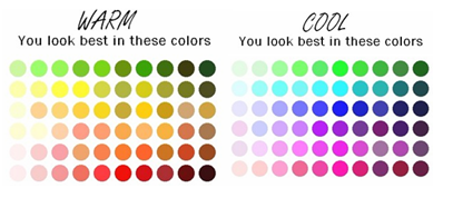 cilt_alt_tonuna_göre_renk_seçimi.png   What to wear for warm toned skin   What colors to wear for cool toned skin