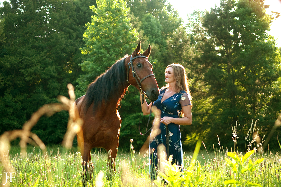 "Stunning - ""Jasper & Fern's Photography is stunning!!!! Luxe & Grey love having their picture taken!!!""- Becca, True Hart Farm"