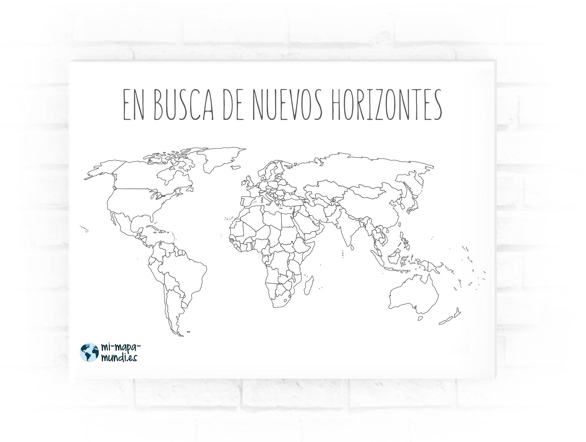 mapa de los lugaresque he visitado en el mundo
