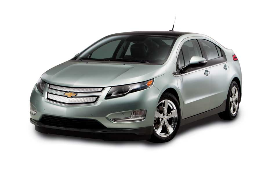 The Chevy Volt