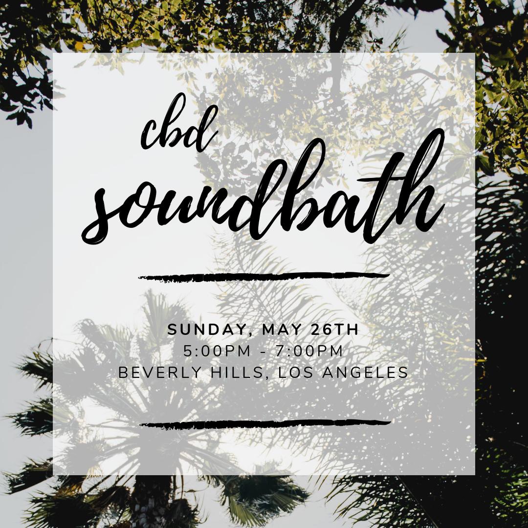 cbd-soundbath