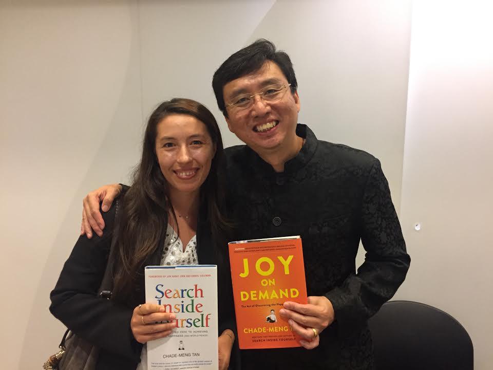 Chade-Meng Tan & Mihaela