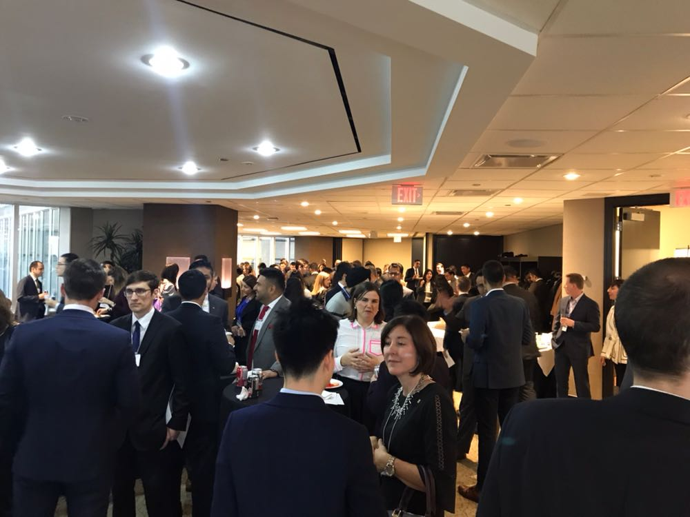 Day on Bay 2018 - We had an amazing and successful time for Day on Bay this year and we thank the students, alumni and guests for all coming! We wish you all the best in your career and networking opportunities moving forward.