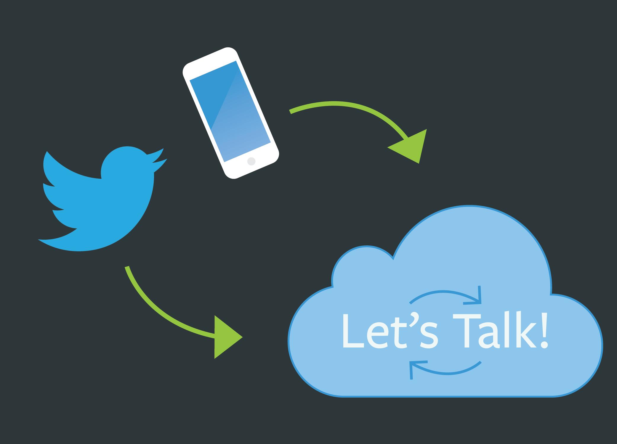 Let's Talk! Web & Mobile Product Design