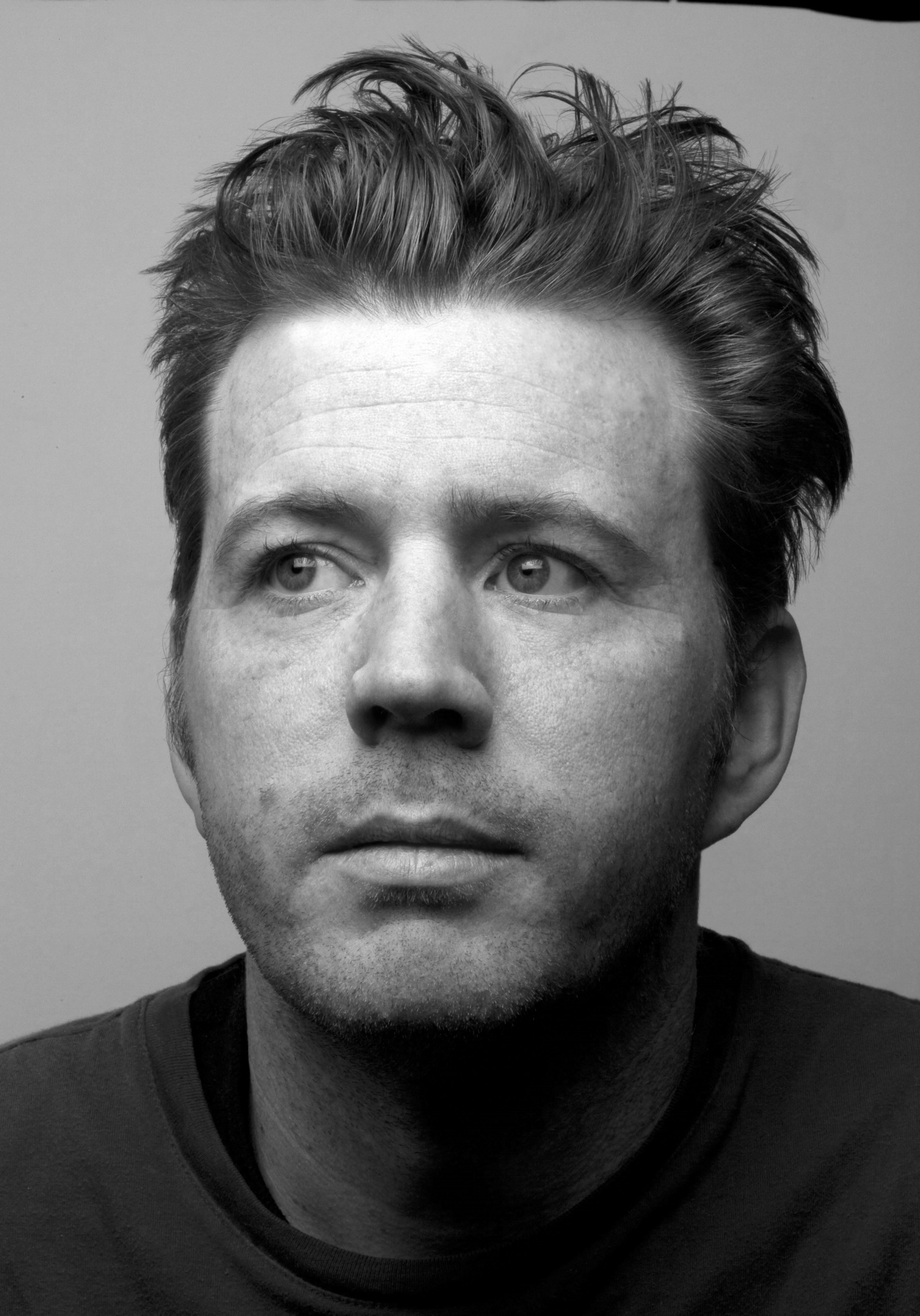 Jason Holley portrait by Ethan Hill