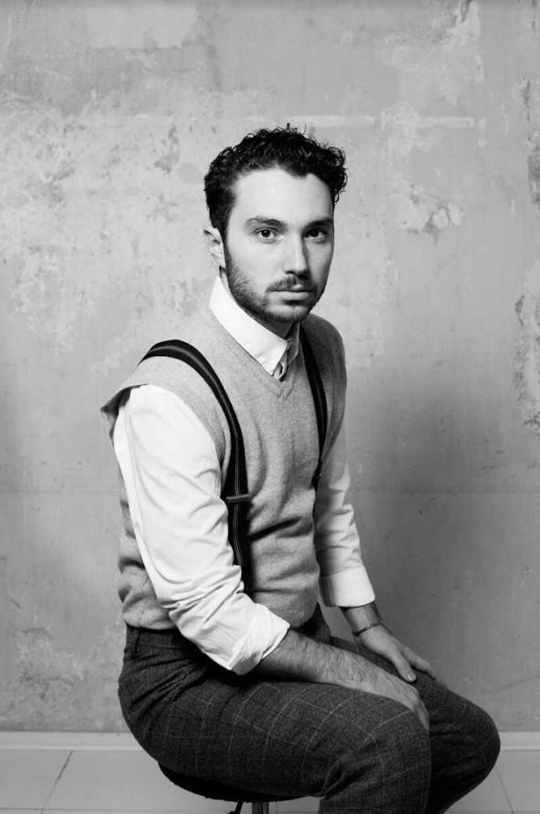 Yordan Alexandrov - The Balkan Barber