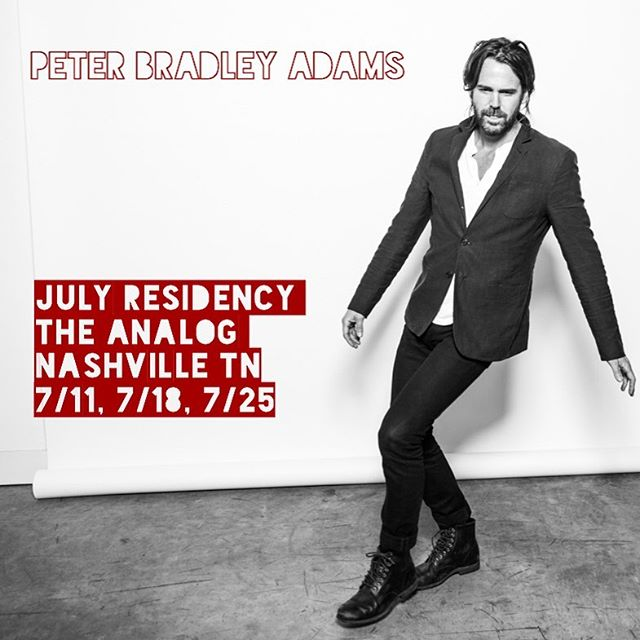 my residency at @analognashville kicks off next thurs july 11th with  @mollyparden and some other star studded guests.  Show starts at 7pm. $10.  See y'all there!  Photo by @dredrea