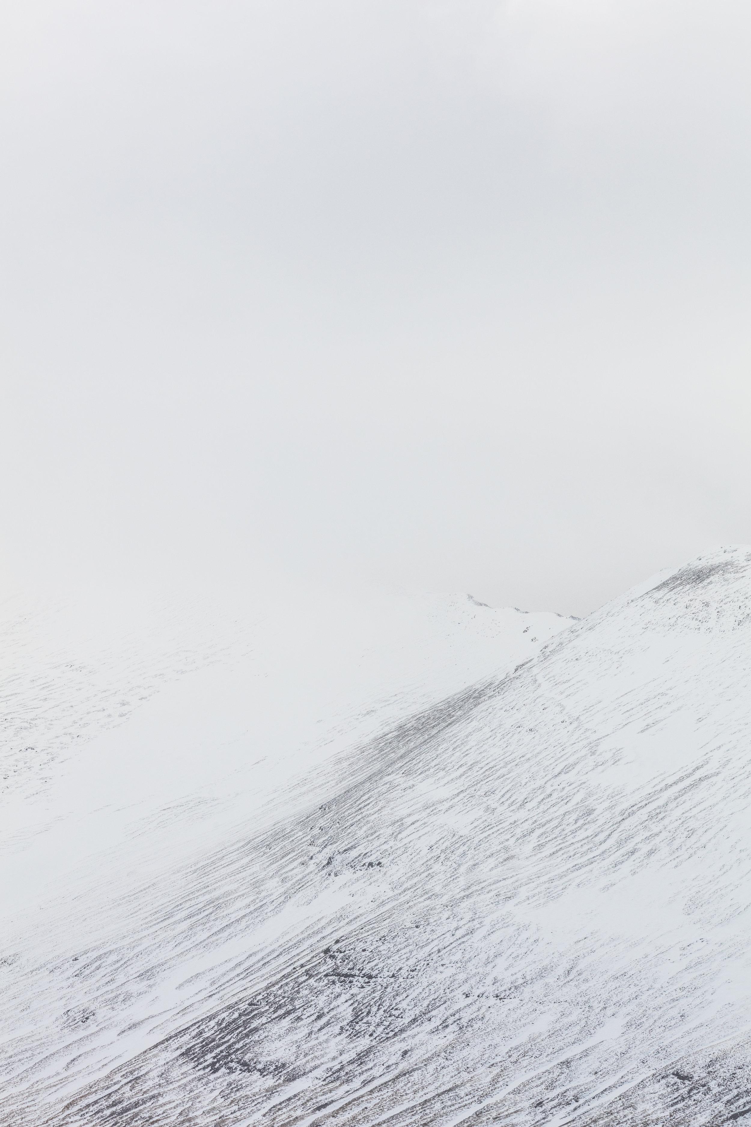 Snow Capped Mountain Peaks | The Fox Plateau - Faune