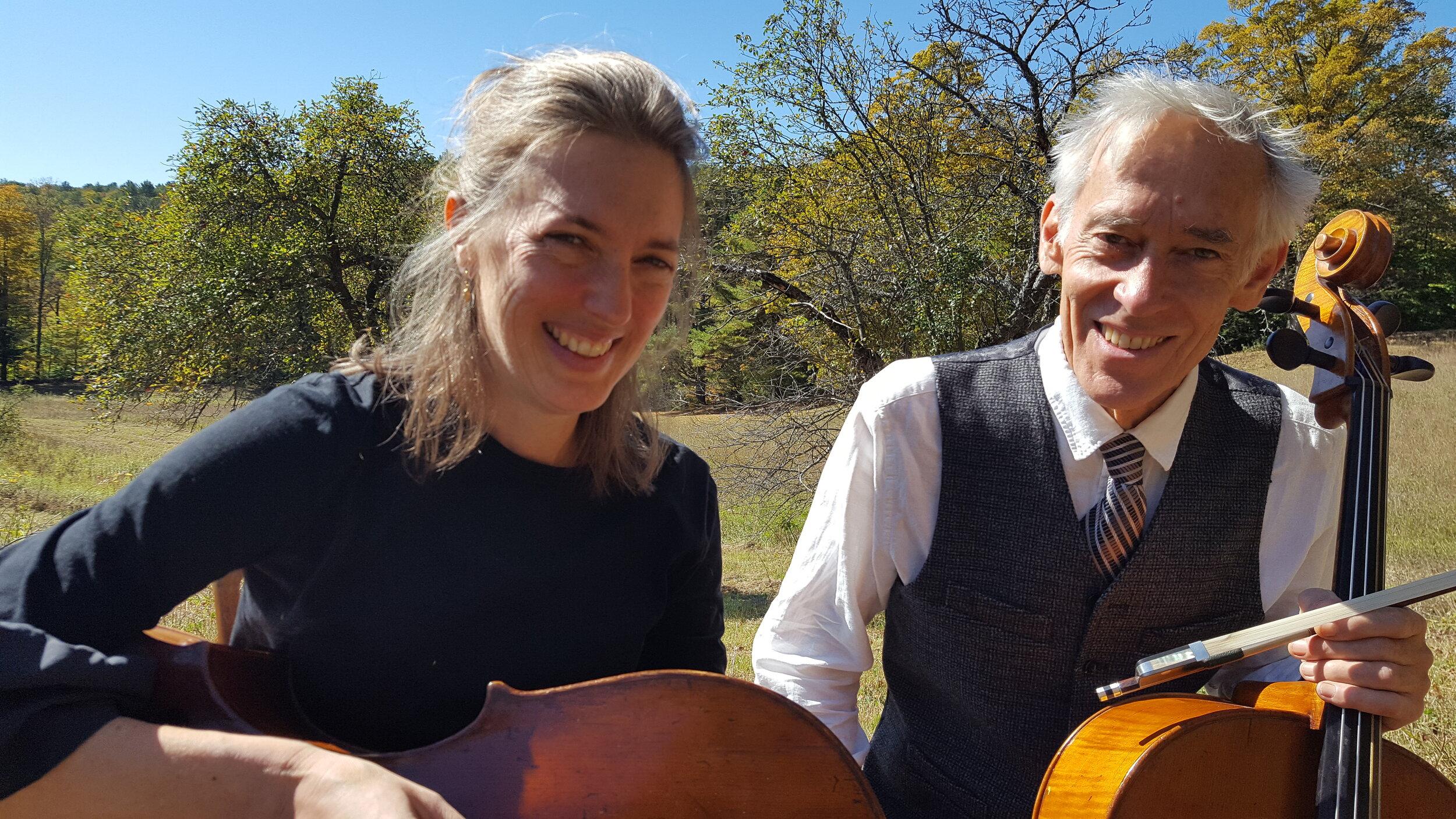 Jennifer Morsches and Tim Merton, Artistic Directors