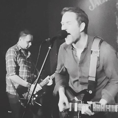 Great shot from @finnbell8 at Birmingham's show on Friday night at Sunflower Lounge. Great night and we'll be back in Brum on May 20th #livemusic #wildescape #sunflowerlounge #brummusic