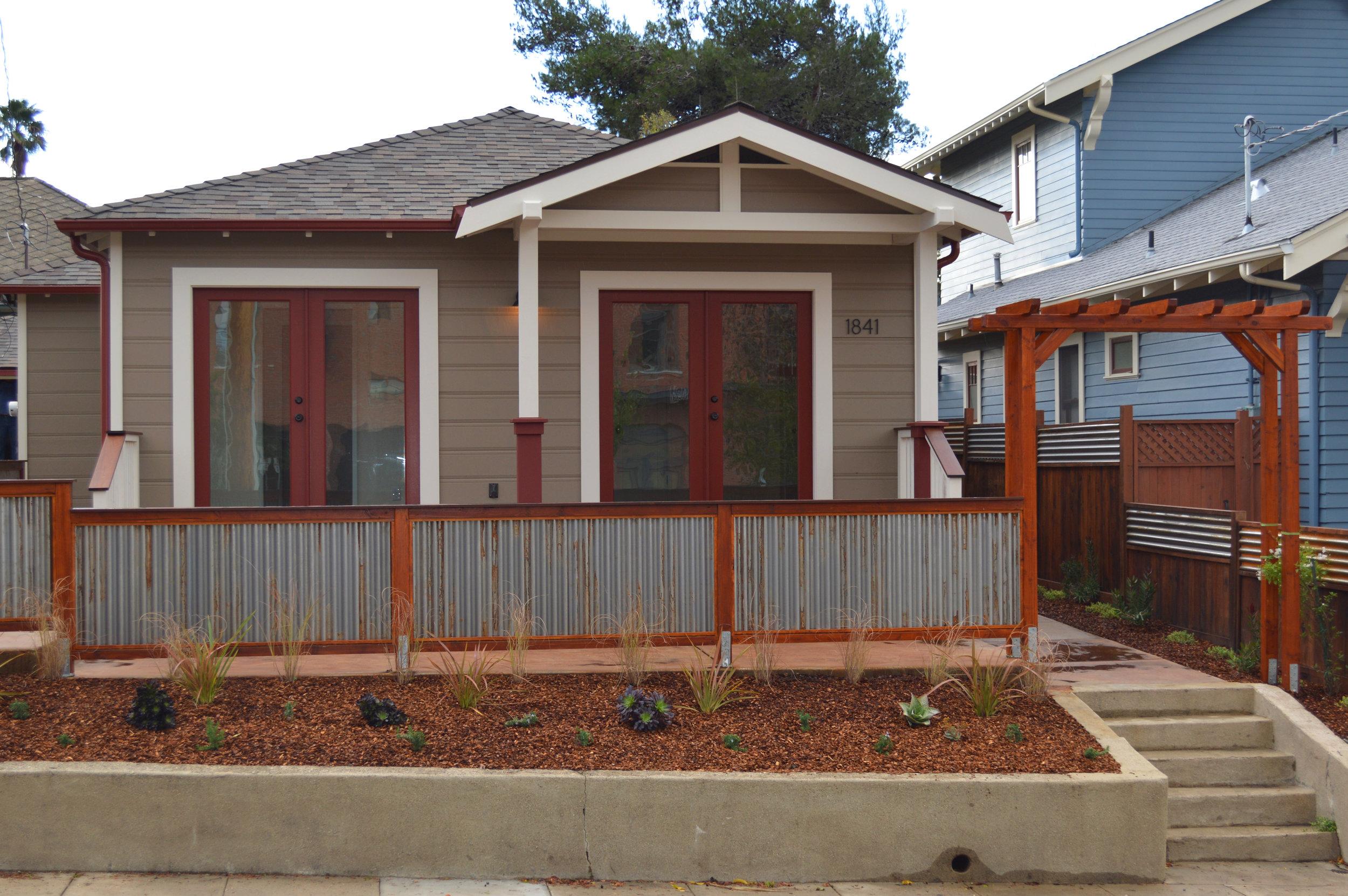 San Luis Obispo Landscape Design and Construction SLO Craftsman