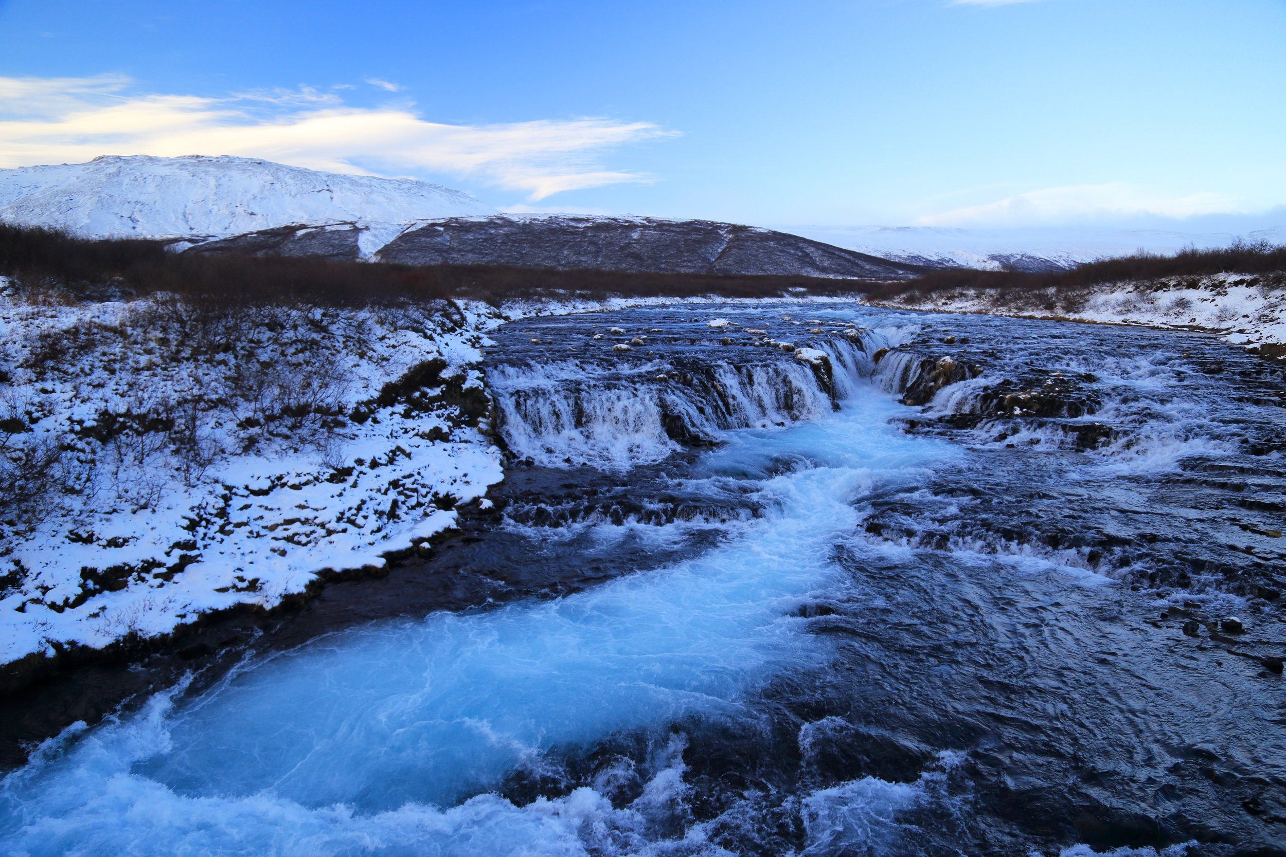 Buarfoss, on the Golden Circle