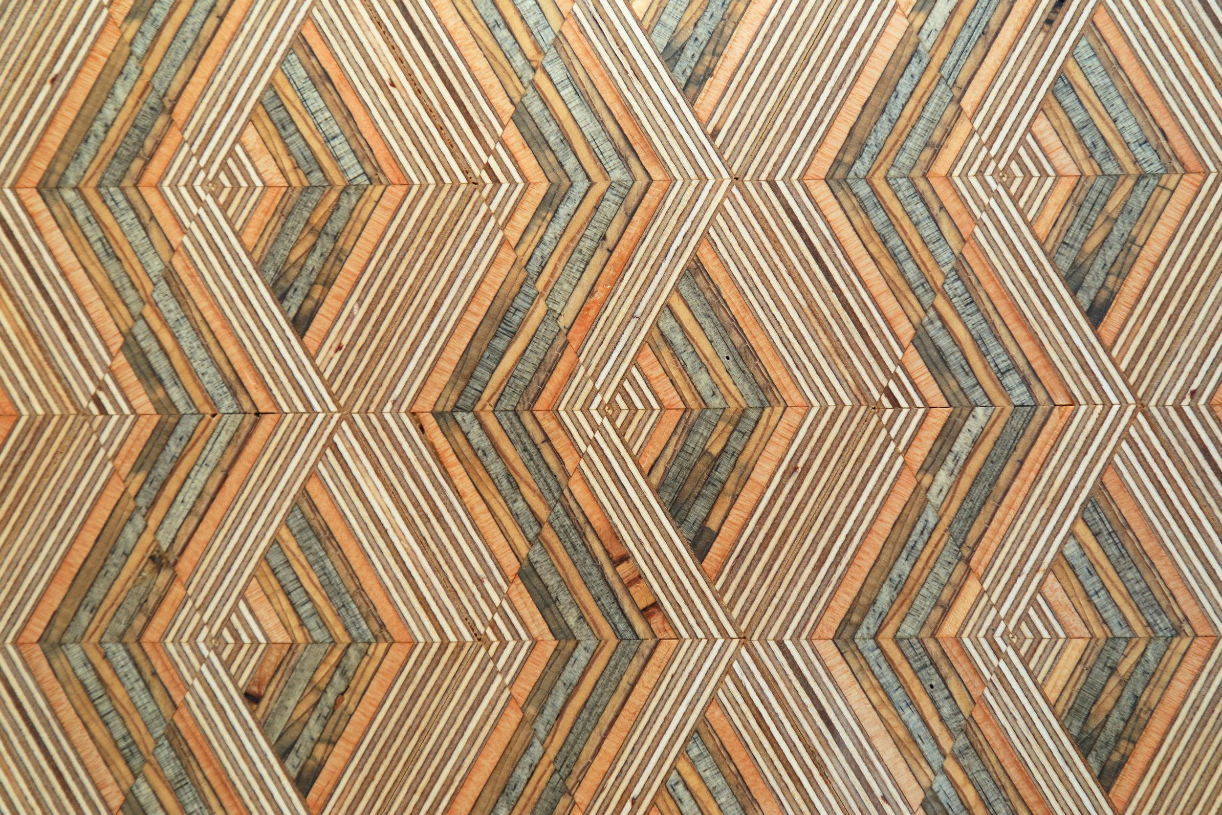 Tile tessellations