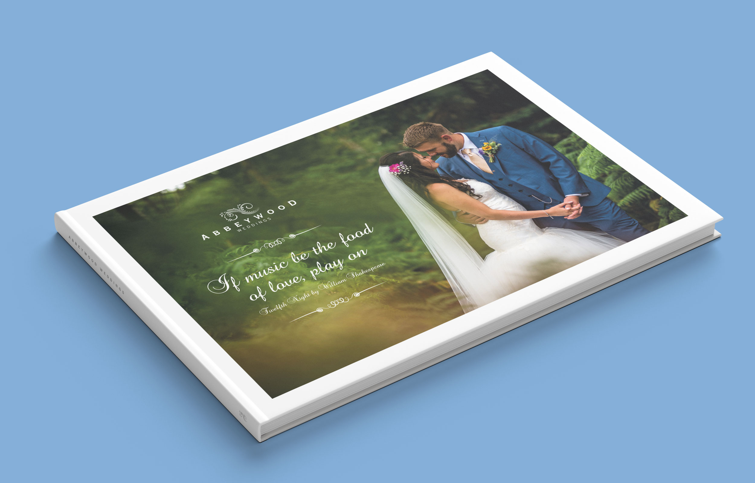 Abbeywood Wedding Brochure