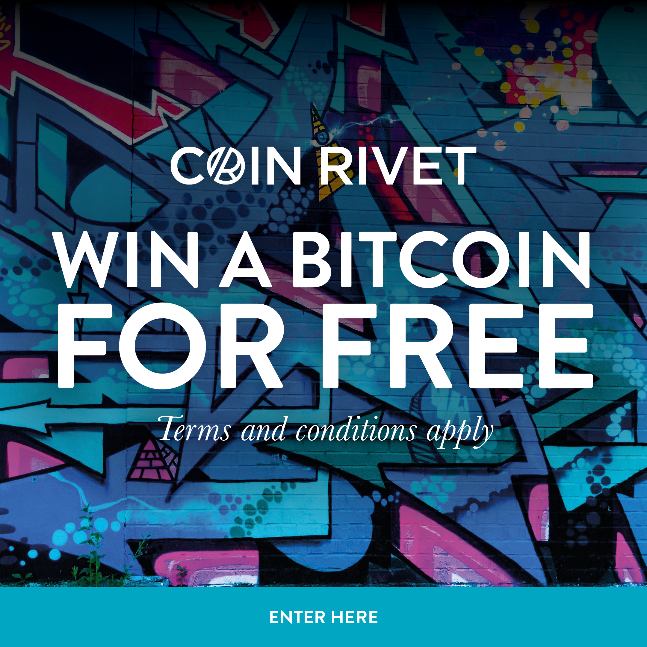 Win a Free Bitcoin Social Media Promo