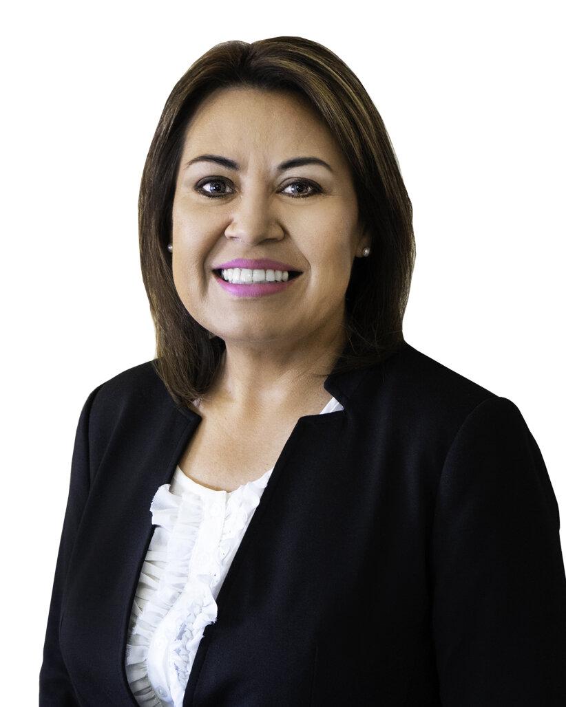 Maribel Armendariz, LMSW Licensed social worker CHIEF SUPPORT OFFICER