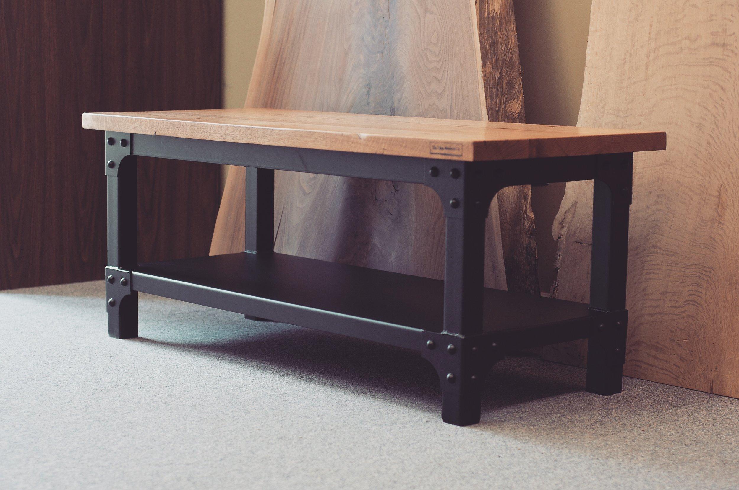 bespoke furniture, custom handmade coffee table