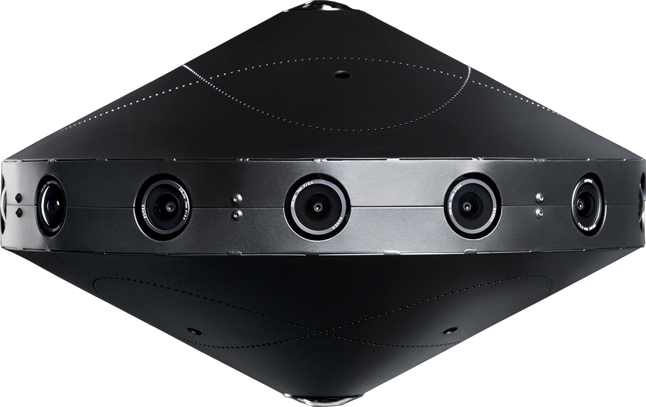 Facebook Surround 360 camera is now available on  GitHub  (Source:  Facebook 360 )