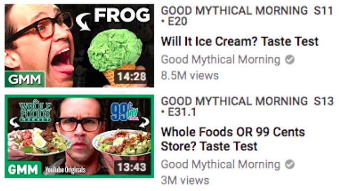 video marketing youtube tips thumbnails